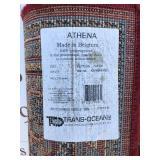 Athena Belgium Area Rug $20 LA000A1 $20