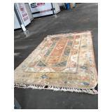 https://www.ebay.com/itm/114119678894 LAN739: Antique Middle Eastern Area Rug Hand Knotted and numbe