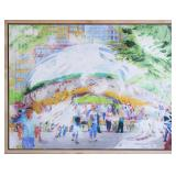 https://www.ebay.com/itm/114119710223 ML3035 Connor McManus Art: Chicago Bean 18″x 24″ Giclee and Ac