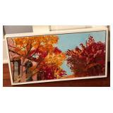 https://www.ebay.com/itm/114119710211 ML3047: Connor McManus Art: November Providence Acrylic on Can