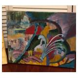 "https://www.ebay.com/itm/114119718601 ML3050: Connor McManus Art: New Orleans Sound 16"" X20"" Local P"