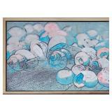 https://www.ebay.com/itm/114119682263ML3084: Connor McManus Art Lake Shells Giclee and Acrylic on B