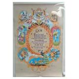 https://www.ebay.com/itm/124087496484STA9001 Rex 1997 Poster MULTIPLE SIGNATURES NEW ORLEANS MARDI