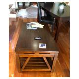 PA031 Coffee Table $95, Dinning Table w/ 4 Leather Chairs $250 . We will not hold unless Paid for Ve