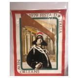 https://www.ebay.com/itm/124135538873 Cma2008: New Orleans Festa D'Italia 1979 Poster Signed and #/5