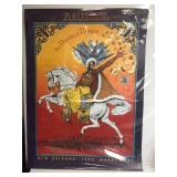 https://www.ebay.com/itm/114163283552 Cma2009-New Orleans Zulu Social Aid and Pleasure Club 1992 Pos