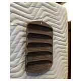 https://www.ebay.com/itm/124123623515 LAN768: Cast Iron Corn Bread Model Local Pickup $15
