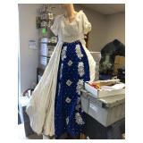 https://www.ebay.com/itm/114154243448 LAN795: Mardi Gras Costume Ball Dress $100