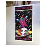 https://www.ebay.com/itm/124128749244 LAN9999: Mardi Gras 1989 Print $20