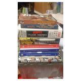 https://www.ebay.com/itm/114190021293GB4162008 LOT OF NINE FOOTBALL BOOKS & GUIDES $20.00 BOX 75A G