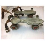 KB0125: Vintage JC Higgins Sears Roebuck and Co Metal Roller Skates 610-230 $10 Pay online by Venmo: