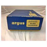 https://www.ebay.com/itm/114176768818KB0091: Vintage Argus Automatic Slide Changer $10