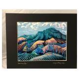https://www.ebay.com/itm/114166292985LAN9947: Wayne E Reyolds Hood Mountain Print Art $45 Local Pic