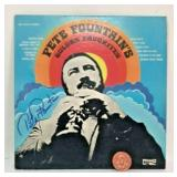 https://www.ebay.com/itm/123952007900WY3011: PETE FOUNTAIN GOLDEN FAVORITES LP SIGNED WITH DOUBLOON