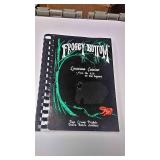 AB0221 FROGGY BOTTOM COOKBOOK LOUISIANA CUISINE FROM THE HILLS TO THE BAYOUS $10.00 BOX 76 	Pay onli