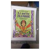 https://www.ebay.com/itm/124158326567	AB0226 D.J. AND THE ZULU PARADE HARD COVER illustrated CHILDRE