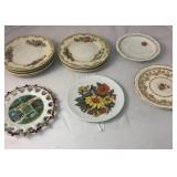 Br9011: Various Fine China Plates $15	Pay online by Venmo: @Rafael-Monzon-1, PayPal Email: Agesagoes