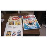 https://www.ebay.com/itm/114168092176 Box070AH LOT CONTAINS 2 POPEYE THE SAILOR MAN COMIC STRIP IN H
