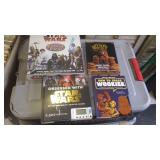 BOX61:  STAR WARS ENTERTAINMENT SURVIVAL LOT $10	Pay online by Venmo: @Rafael-Monzon-1, PayPal Email