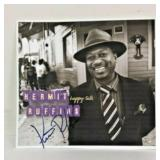 WY3012: KERMIT RUFFINS SIGNED PRINTED PHOTO UNFRAMED $10	WY3012: KERMIT RUFFINS SIGNED PRINTED PHOTO