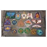 https://www.ebay.com/itm/124166165837AB0278 LOT OF 17 VINTAGE BOY SCOUTS OF AMERICA PATCHS $40.00