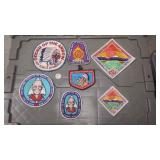https://www.ebay.com/itm/124166168141AB0280 VINTAGE LOT OF 7 BOY SCOUTS OF AMERICA PATCHES. $40.00