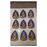 https://www.ebay.com/itm/124166171186AB0283 VINTAGE LOT OF 9 BOY SCOUTS OF AMERICA PATCHS $20.00 SO