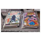 https://www.ebay.com/itm/124166200725AB0296 DC COMIC BOOK LOT OF 48 BOOKS 20 - SUPERMAN TITLES 20 -