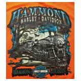 https://www.ebay.com/itm/124165935266JX007: HARLEY DAVIDSON HAMMOND, LA SHIRT SIZE M NEW WITH TAGS