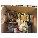 https://www.ebay.com/itm/124168050988LAN9926: Mix Lot of Nails, Aprons, Elect Staples, and Pencils