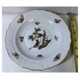 https://www.ebay.com/itm/124169193598LAN9809: Herend Hungary Hand Painted Plate 2 Birds 1518 Ro 16