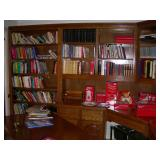 Books - many scholarly religious tomes