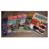 Train magazines