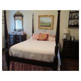 Henkel Harris Canopy Bed
