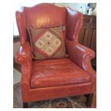 Biggs Leather Chair