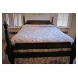 Antique Rope  3/4 Bed