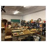 TK Warehouse Multi Estate Sale