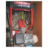 Pressure washer / power sprayer