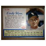 1962 Early Wynn Baseball