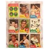 1963 Topps Baseball