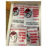 Georgia Football Cards