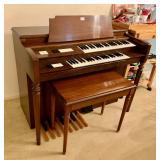 Organ and Bench