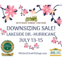 Join Us For A Super High End Hurricane Downsizing Sale Just Off Teays Valley Road!
