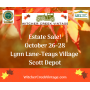 Fall Estate Sale In Beautiful Teays Village Subdivision!