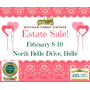 Join Us In Belle For A Sweetheart Of A Sale!
