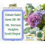 Scott Depot Estate Sale Filled Inside & Out With Furniture, Home Decor', Collectibles & More!