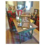 "Antique Famhouse Table Used As Prop In Film ""Somersby"" By Richard Gere!"