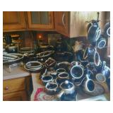 Stoneware Cups, Saucers & Mugs