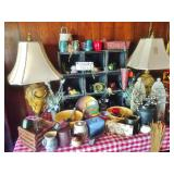 Kitchen Collectibles, Insulators & More!