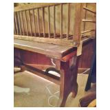 Antique Bench Seat
